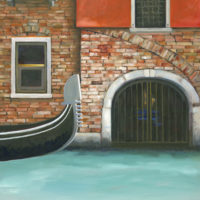Chasing Venice Painting