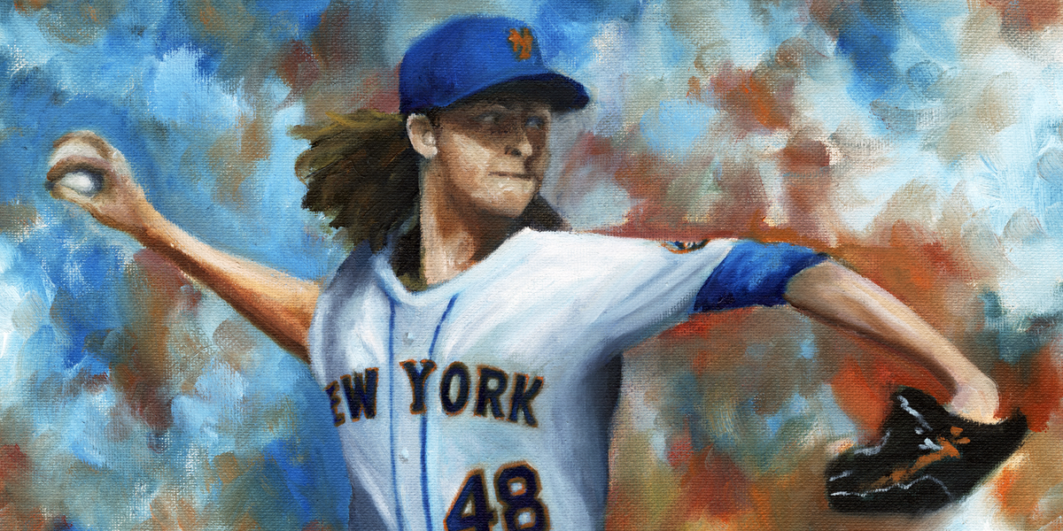 degrom painting